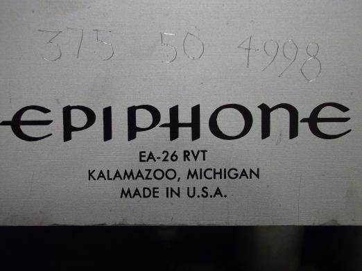 Epiphone Electra repair (25)