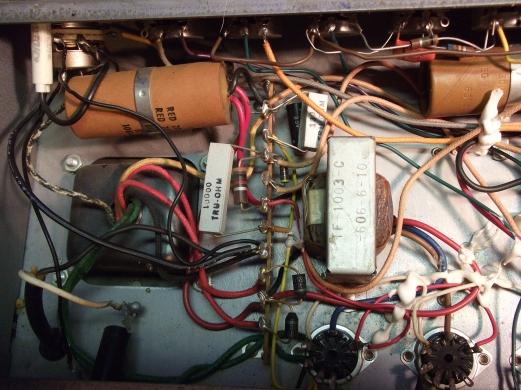 Epiphone Electra repair (29)