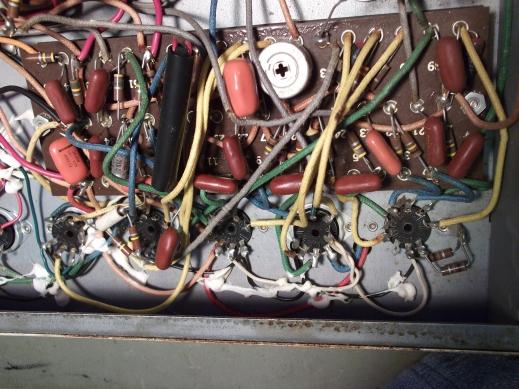 Epiphone Electra repair (30)